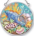 Amia 41511i Nature's Color Triton Small Circle Suncatcher