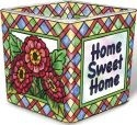 Amia 41554 Home Sweet Home Petite Votive Holder