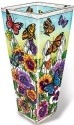 Amia 41705 Picket Fence Vase