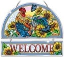 Amia 41752 Morning Has Broken Beveled Welcome Panel