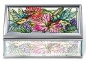 Amia 42127 Daylilies and Associates Jewelry Box