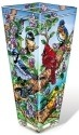 Amia 42136 Birds & Blossoms Vase Large