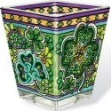 Amia 42371 Emerald Isle Petite Votive Holder