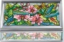 Amia 42386 Hummingbirds Orchard Jewelry Box