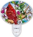 Amia 42578 Birds & Blossoms Night Light