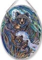 Amia 42649 Journey To Dreamtime Large Oval Suncatcher