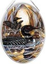 Amia 42660 Forever Wild Medium Oval Suncatcher