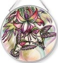 Amia 42701 My Magical Place Next To U Medium Circle Suncatcher