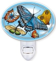 Amia 42774N Blue Skies Night Light