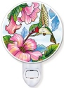 Amia 42788 Pretty in Pink Night Light Nightlight