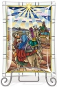 Amia 42818N The Visit of the Wisemen Tray
