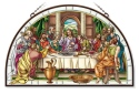 Amia 42819N The Last Supper Panels