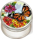 Amia 42849N Butterfly Garden Jewelry Box