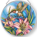 Amia 42897 Come Fly With Me Medium Circle Suncatcher