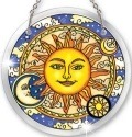 Amia 5277 Celestial Harmony Medium Circle Suncatcher