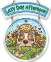 Amia 5769 Lazy Day Afternoon 2 Piece Suncatcher