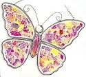 Amia 6471i Pink & Purple Butterfly