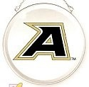 Amia 7486 United States Military Academy Beveled Medium Circle Suncatcher