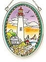 Amia 7843 Cape May Small Oval Suncatcher