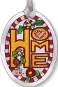 Amia 8075 Hope Ornament