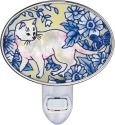Amia 8521 Pampered Paws Night Light