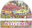 Amia 9487 The Flower Market Welcome Panel