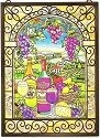 Amia 9717 Great Vintages Window Panel