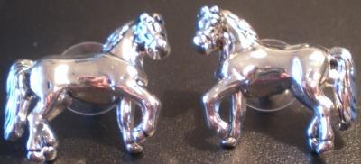 Jewelry - Fashion EARHorseSilver1 Horse Silver Earrings