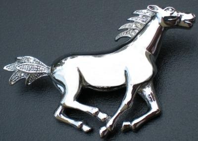 Jewelry - Fashion PINHorseSilver1 Horse Pin Brooch