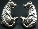 Jewelry - Fashion EARTigers Tiger Earrings