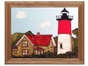Silver Creek Art Glass B253 MA Nauset Panel