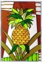 Silver Creek Art Glass V250 Pineapple Panel