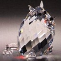 Estate Items 69265 Asfour Crystal Cat