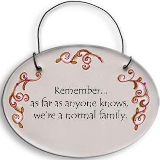 August Ceramics 2116A Verse - Click Photo Disk Hanger