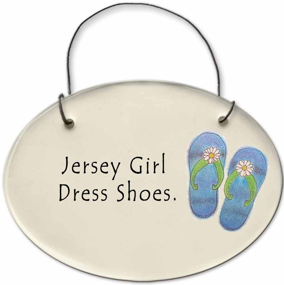 August Ceramics 2125I Flip flops Jersey Girl Dress shoes Mini Disk