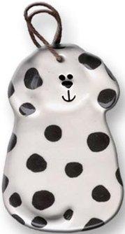 August Ceramics 3047DAL Dalmatian Magnet