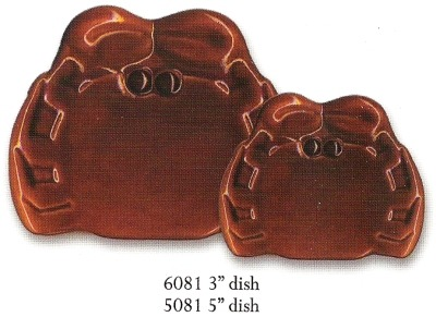 August Ceramics 5081 Soapdish