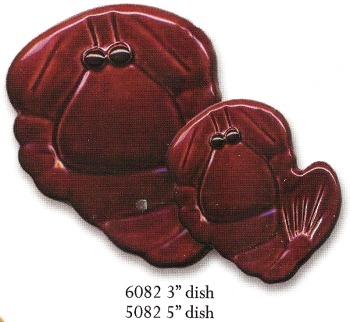 August Ceramics 5082 Soapdish