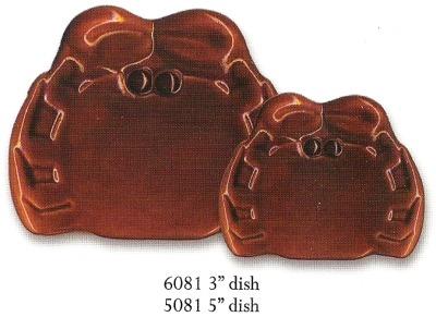 August Ceramics 6081 Dish Mini