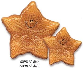 August Ceramics 6098 Dish Mini