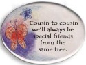 August Ceramics 3105F Verse - Click Photo Disk Magnet