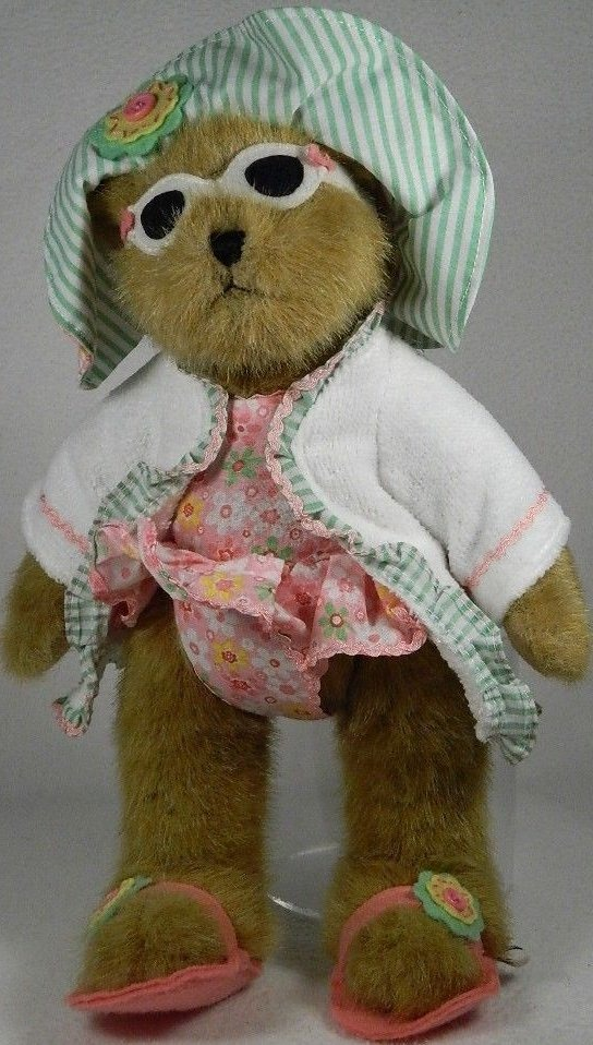 Boyds Bears Collection 4016886 Sandy Summerbeary Bathing Suit
