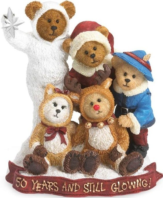 Boyds Bears Collection 4041905 Limited Edition Rudolph