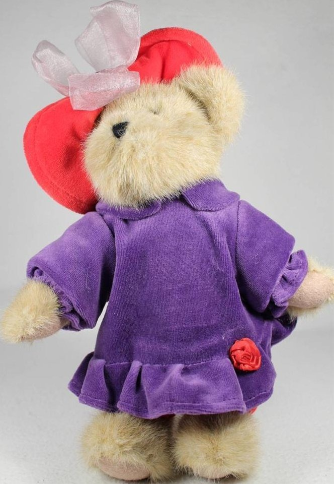 Boyds Bears Collection 914000 Ima Lotsafun Official Red Hats Series