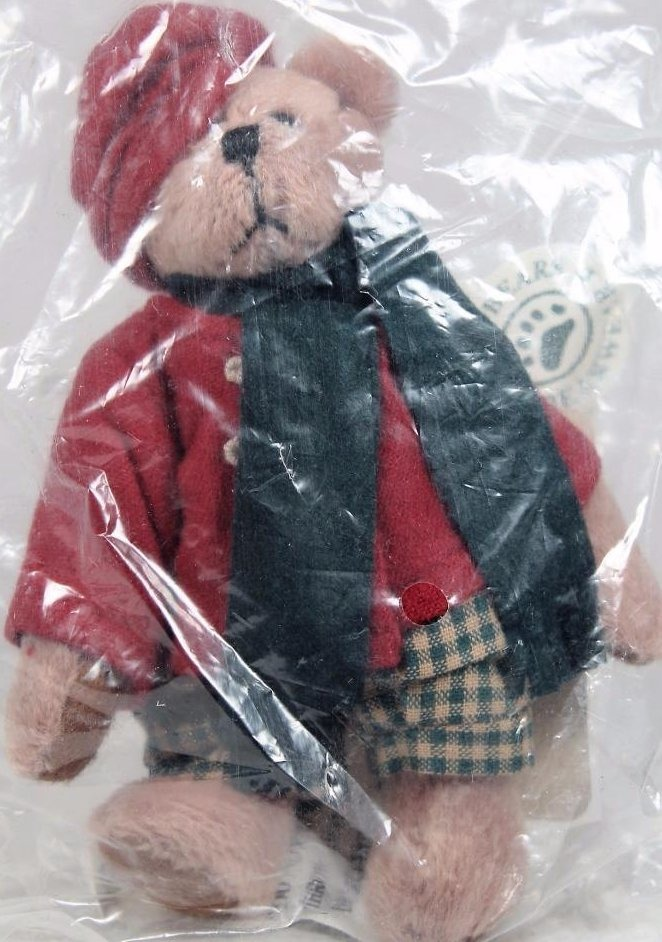 Boyds Bears Collection 92000-11 Tiny T Jodi From The Investment Collection