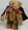 Boyds Bears Collection 56254 Freedom Angel Bear Flag