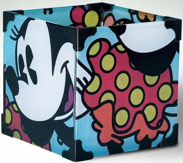 Disney by Britto 4019370 Minnie Votive Holder Candleholder