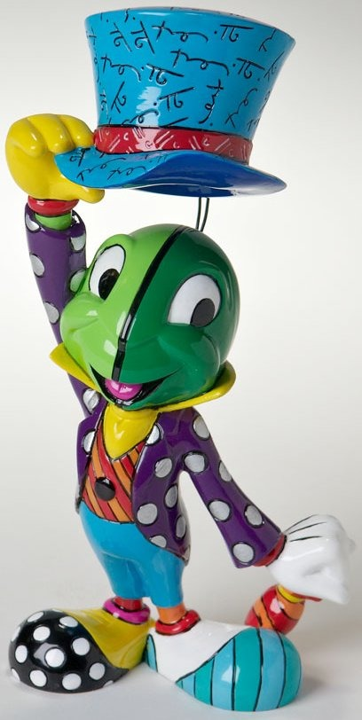 Britto Disney 4023845 Jiminy Cricket 8 Figurine