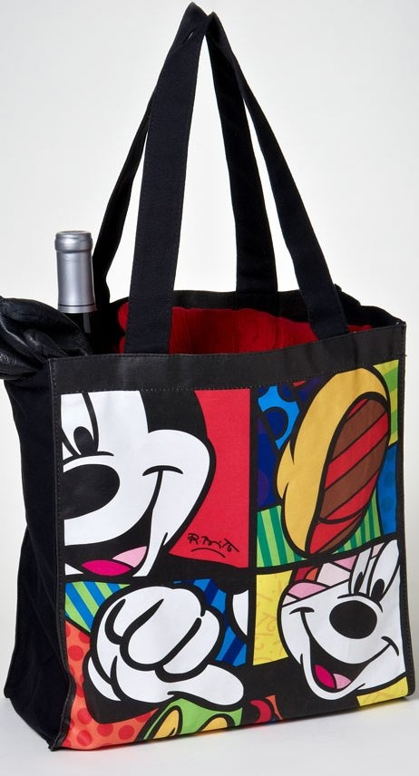 Disney by Britto 4024492 Mickey Tote Bag