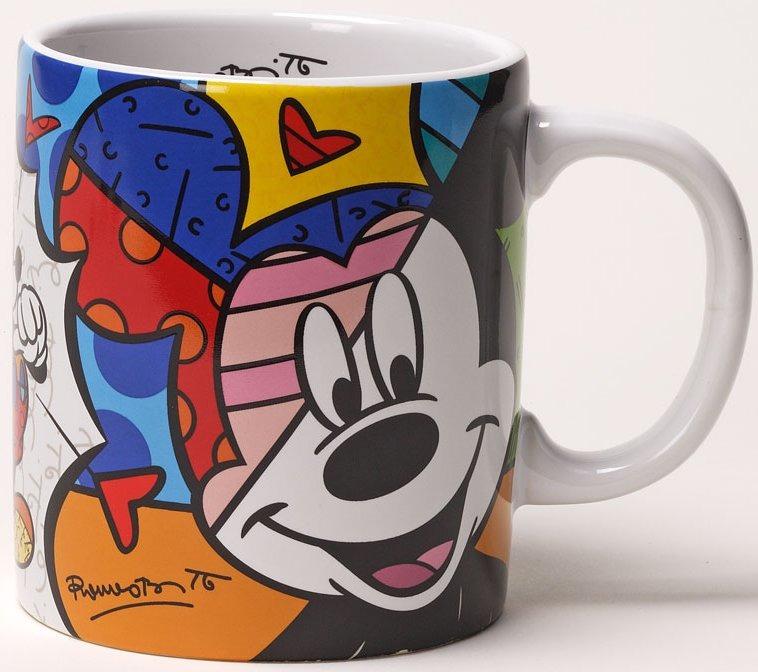 Disney by Britto 4024495 Mickey Mug